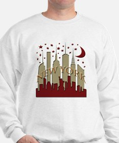 New York City Skyline hot Sweatshirt
