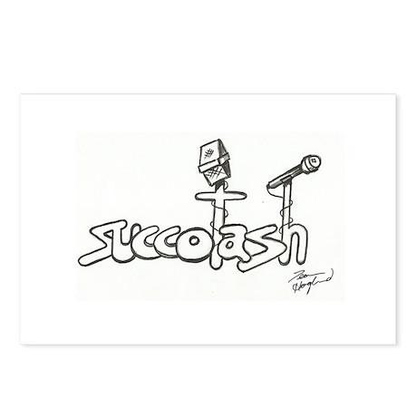 Succotash Postcards (Package of 8)