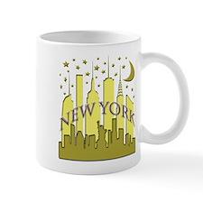New York City Skyline sunny Mug