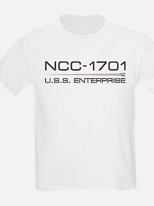 USS Enterprise 2009 Dark T-Shirt