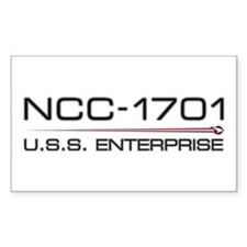 USS Enterprise 2009 Dark Decal
