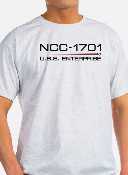 USS Enterprise 2009 Dark T-Shirt