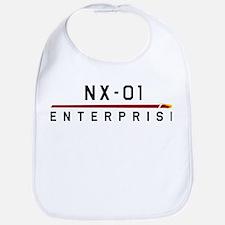 NX-01 Enterprise Dark Bib