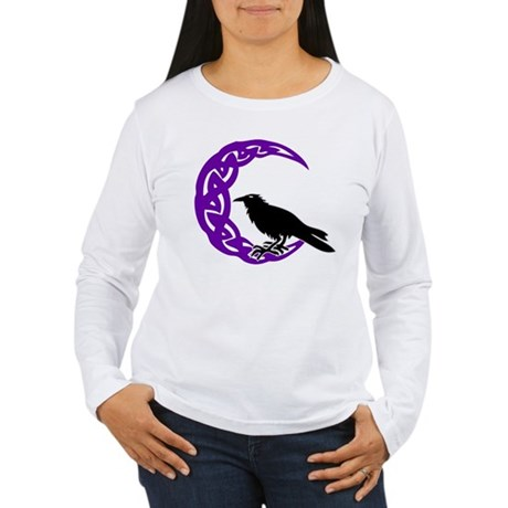 MoonCrow Women's Long Sleeve T-Shirt