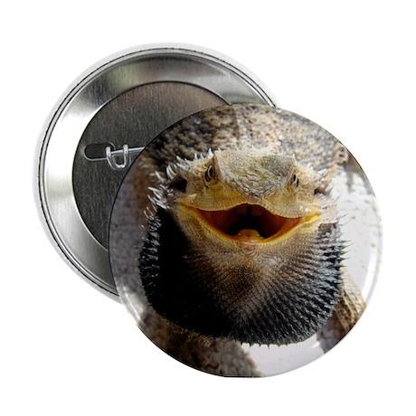 "Bearded Dragon 2.25"" Button"