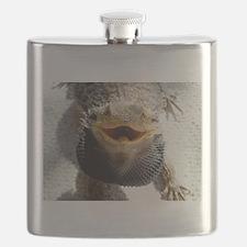 Bearded Dragon Flask