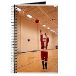 Basketball Santa Journal