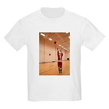 Basketball Santa T-Shirt