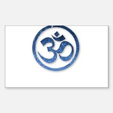 Om Symbol Decal
