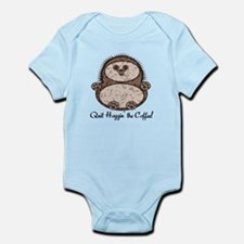 Hedgehoggin' the Coffee! Infant Bodysuit