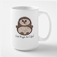 Hedgehoggin' the Coffee! Mug