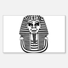 Obey Pharaoh Sticker (Rectangle)