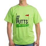 Golfers Green T-Shirt