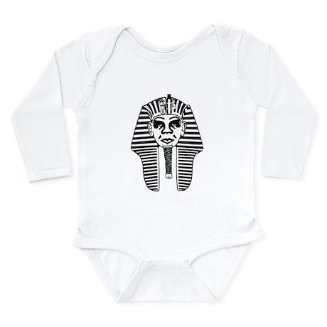 Obey Pharaoh Long Sleeve Infant Bodysuit