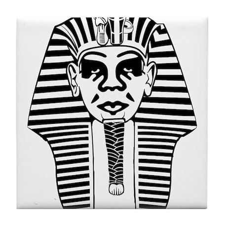 Obey Pharaoh Tile Coaster