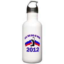All Russia does is win Water Bottle