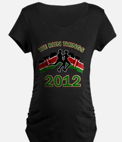 All Kenya does is win T-Shirt
