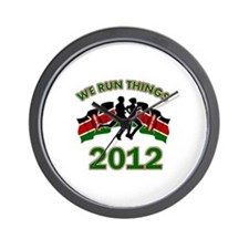 All Kenya does is win Wall Clock