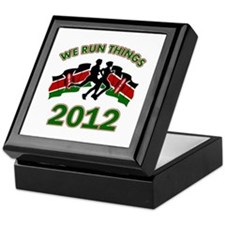 All Kenya does is win Keepsake Box