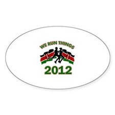 All Kenya does is win Decal