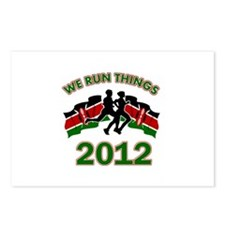 All Kenya does is win Postcards (Package of 8)