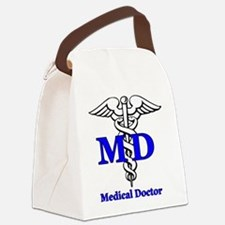 MD4.psd Canvas Lunch Bag