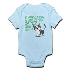 catnip Infant Bodysuit