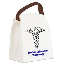 Medical Laboratory Technologist Canvas Lunch Bag