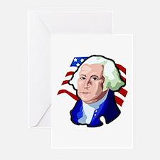 George Washington Greeting Cards (Pk of 10)