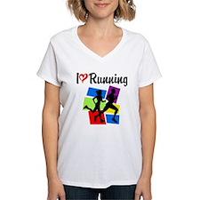 I LOVE RUNNING Shirt