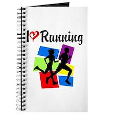I LOVE RUNNING Journal