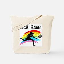 I LOVE TENNIS Tote Bag