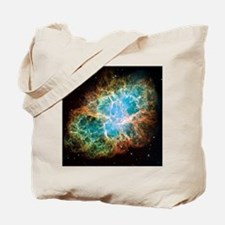 Crab Nebula (High Res) Tote Bag