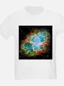 Crab Nebula (High Res) T-Shirt