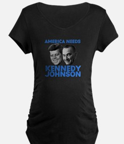 Kennedy Johnson Maternity T-Shirt