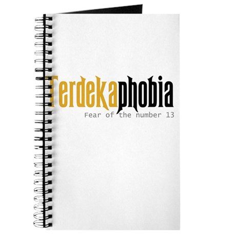 Terdekaphobia -- Fear of the Journal