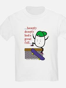 PUNKIN' NOODLE Kids T-Shirt