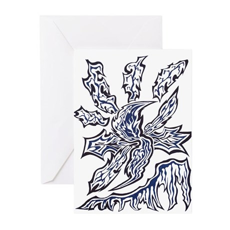 Emerged Greeting Cards (Pk of 10)