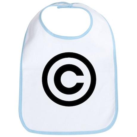 Copyright Symbol Bib