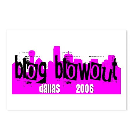 Blog Blowout 2006 Postcards (Package of 8)