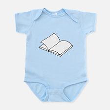 Book Infant Bodysuit