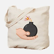 Bomb Tote Bag