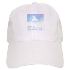 What if they gave a war (Blue) Baseball Cap
