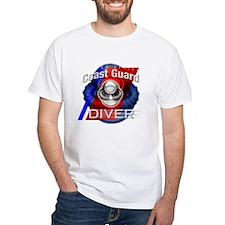 Coast Guard Diver w/ Bubble Shirt