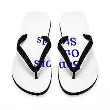 Seniors On Steroids Flip Flops