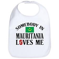 Somebody In Mauritania Bib
