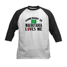 Somebody In Mauritania Tee