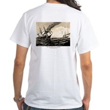 Last of the C.S.S. Alabama T-shirt