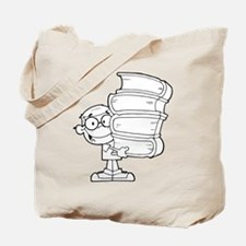 Book Tote Bag