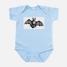 Vintage Bat Infant Bodysuit